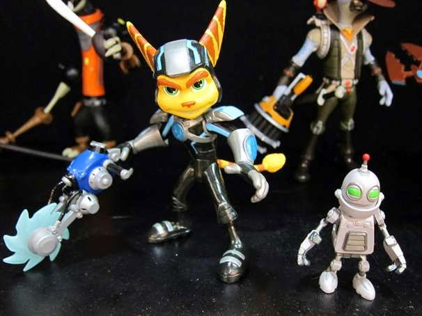 Toy Design And Construction J Du Four Existing Ratchet And Clank