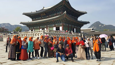 Paket Tour Korea Autumn Cheria Holiday