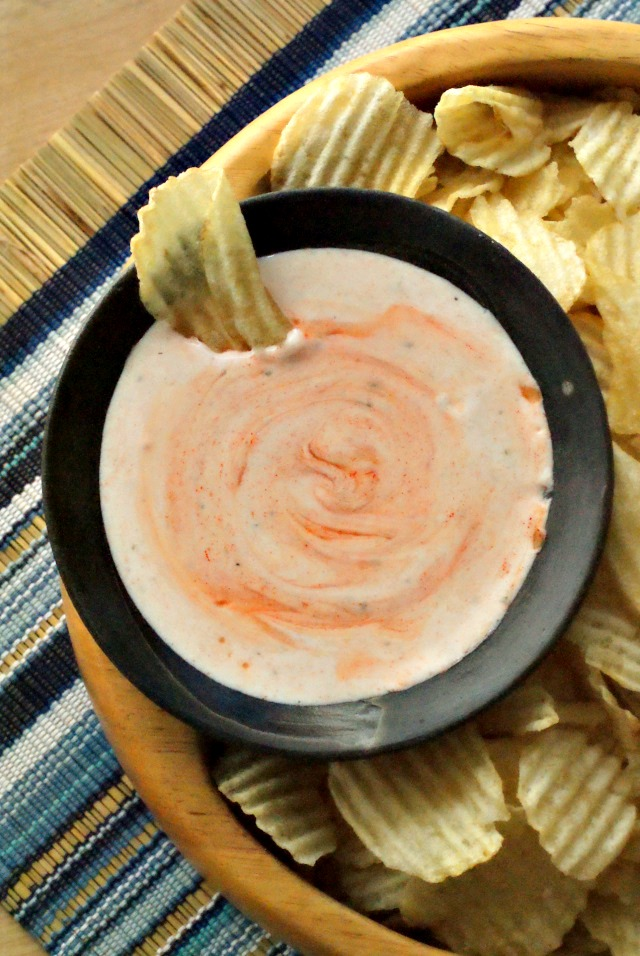 Buffalo Ranch Chip Dip