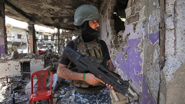 Iraqi government forces gain more ground as battle for Mosul nears endgame