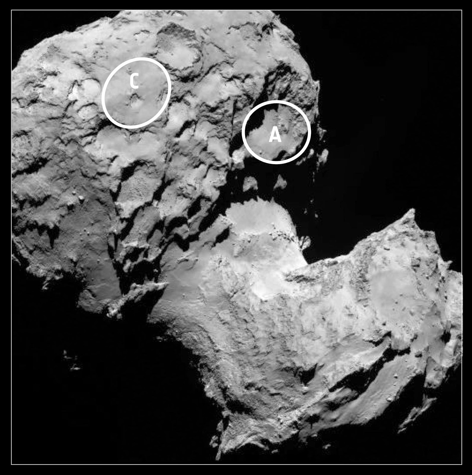 Ministry of Space Exploration: Comet 67P/Churyumov ...
