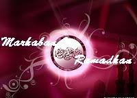 Gambar Renungan Ramadhan dengan ucapan puisi islami