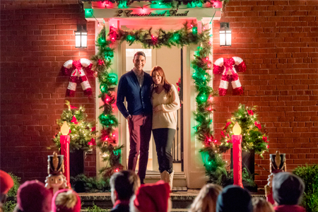 Christmas Next Door Hallmark.Its A Wonderful Movie Your Guide To Family And Christmas