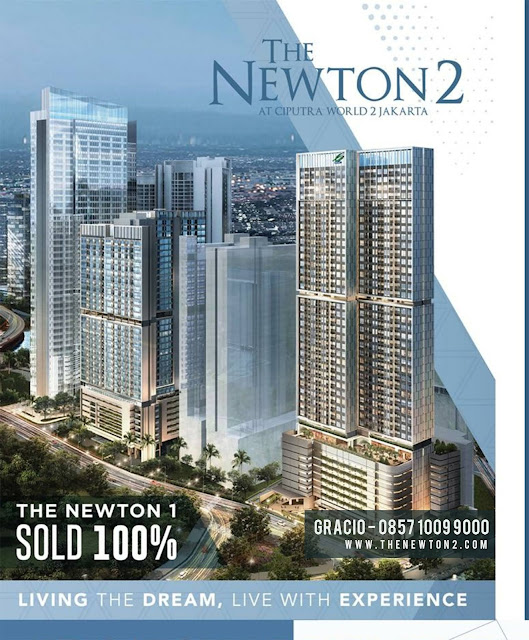 the newton 2 ciputra world 2