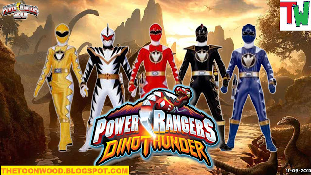 "Watch Online And Download a Nick Dubbed Full Episodes ""Power Rangers Dino Thunder"" In HINDI Episodes In 1020p,720p HD"