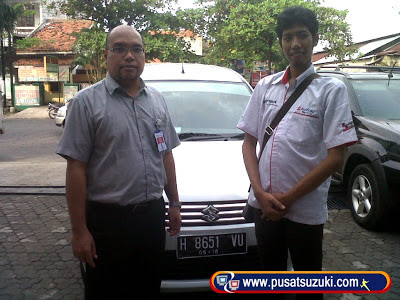 customer dealer suzuki semarang