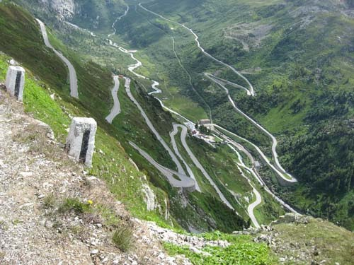 Stelvio Pass – Itália