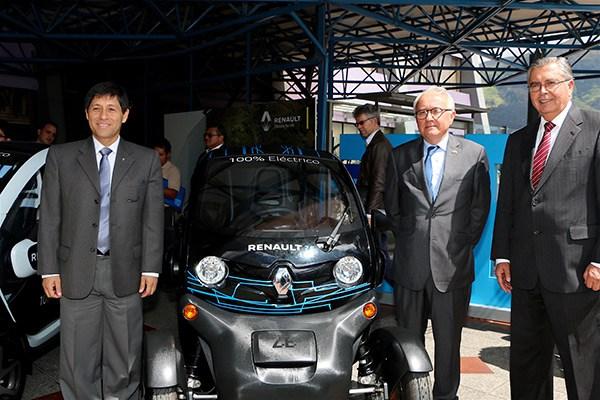 Renault Ecuador participó en evento académico