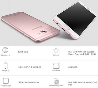 Samsung C9 Pro Guide