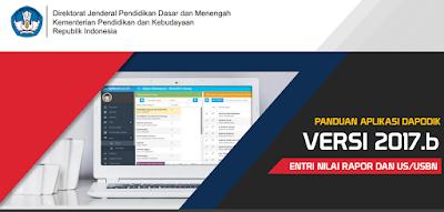 Panduan Aplikasi Dapodik 2017.b