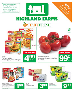 Highland Farms Flyer April 20 – 26, 2017