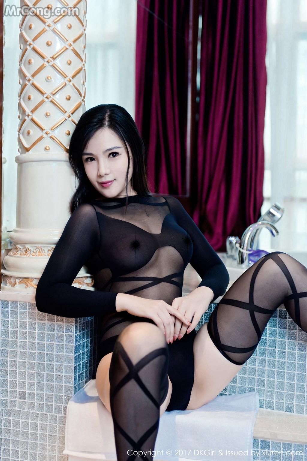 Người mẫu Ding Xiaonan với album ảnh sexy và quyến rũ 13