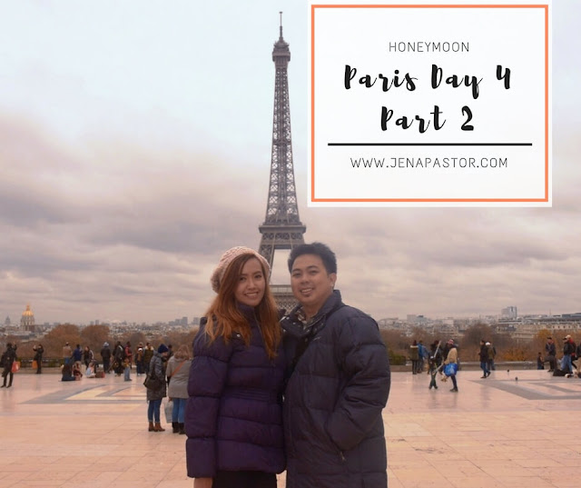 Couple Photo With Eiffel Tower Background