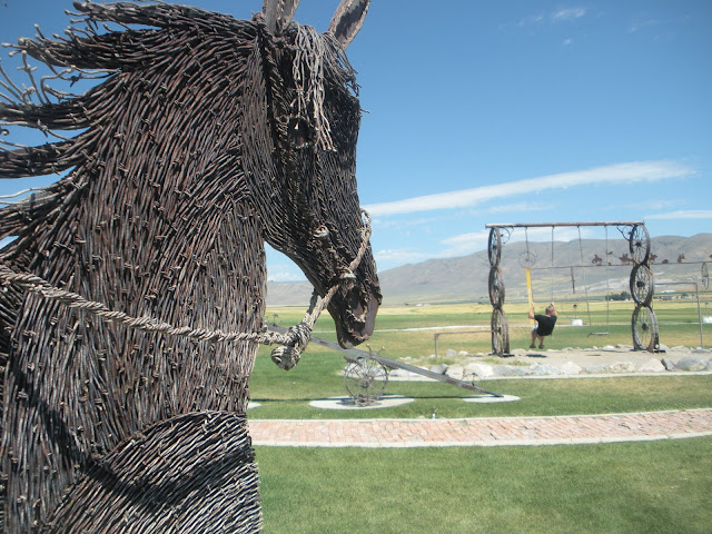Marble Park in Tremonton