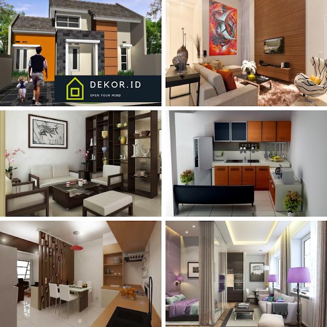Dekorasi rumah minimalis type 36