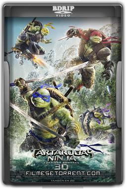 As Tartarugas Ninja Fora das Sombras Torrent HDTS Legendado 2016