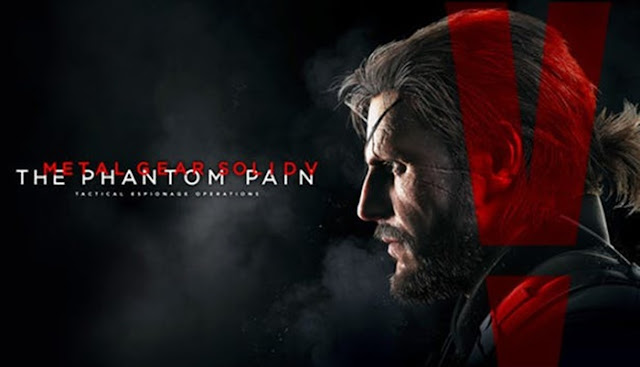 metal gear solid v the phantom pain download crack