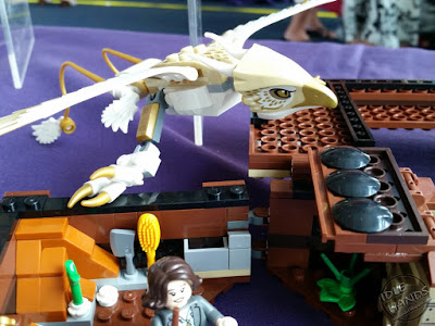 Sweet Suite 2018 LEGO Fantastic Beasts Newt's Case of Magical Creatures Set