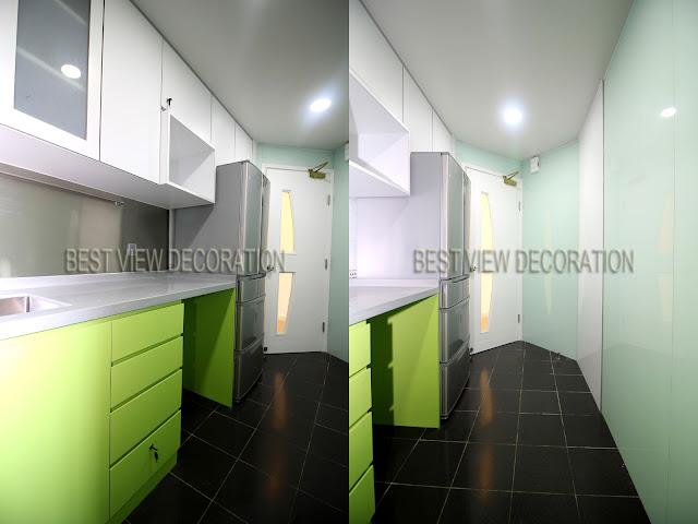 南浪海灣 Nerine Cove 廚房 kitchen 室內設計
