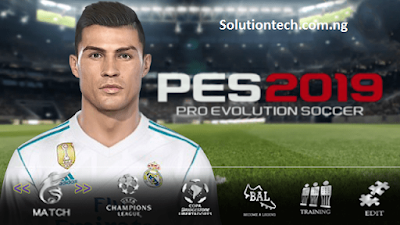 Download Latest PES 19 ISO PPSSPP English For Android