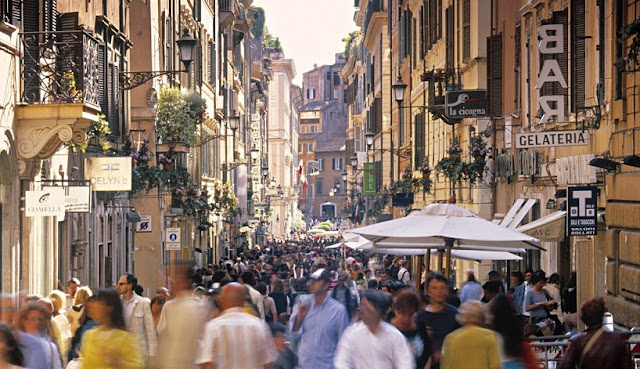 Região comercial de Roma