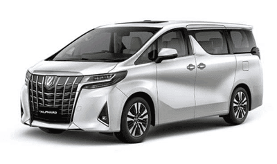All New Alphard 2018