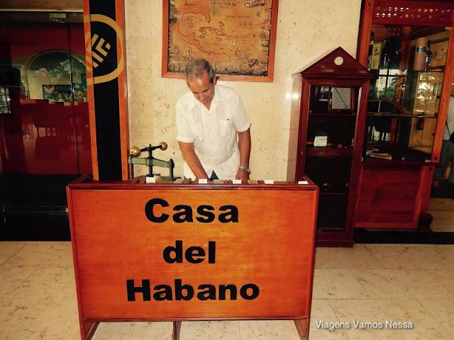 Torcedor de charuto, Cuba