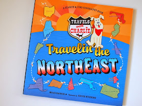 travels with charlie northeast book