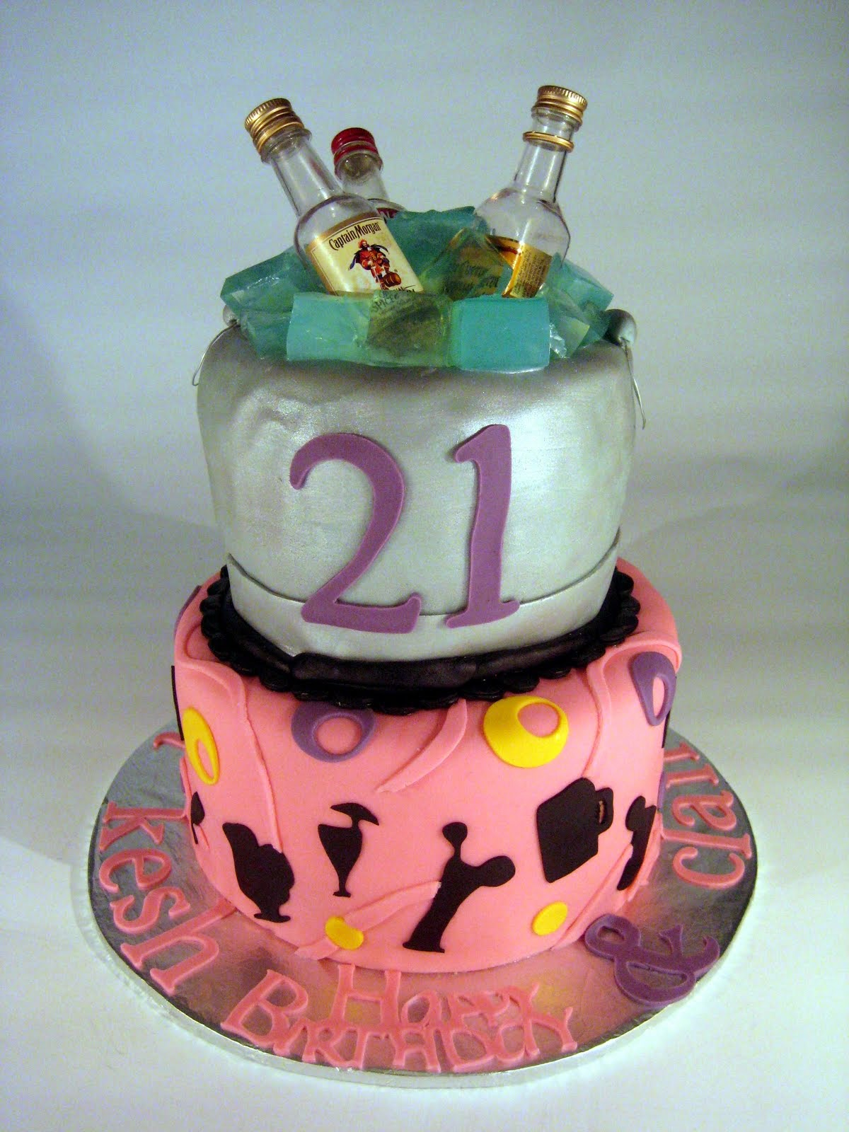 Top 19 Cake For Girl 21 Birthday Cakes Gallery