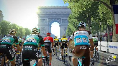 Tour De France 2019 Game Screenshot 2