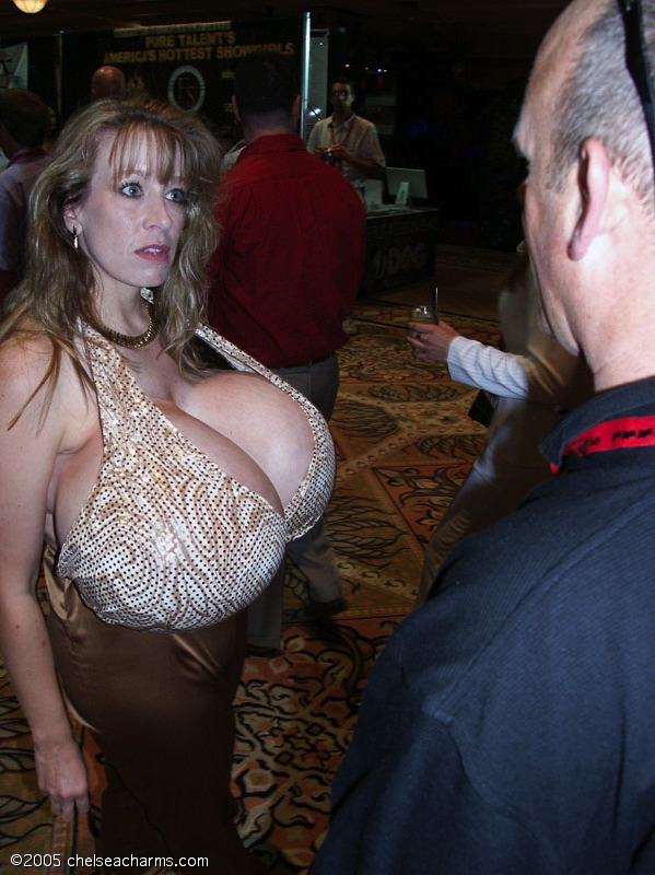 chelsea charms striped shirt