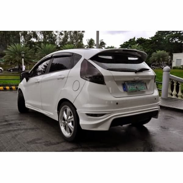 Bodykit Ford Fiesta G-Speed