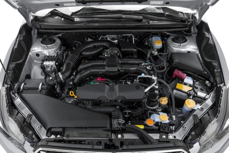 There S A Lot More To The Subaru Boxer Engine Than Just