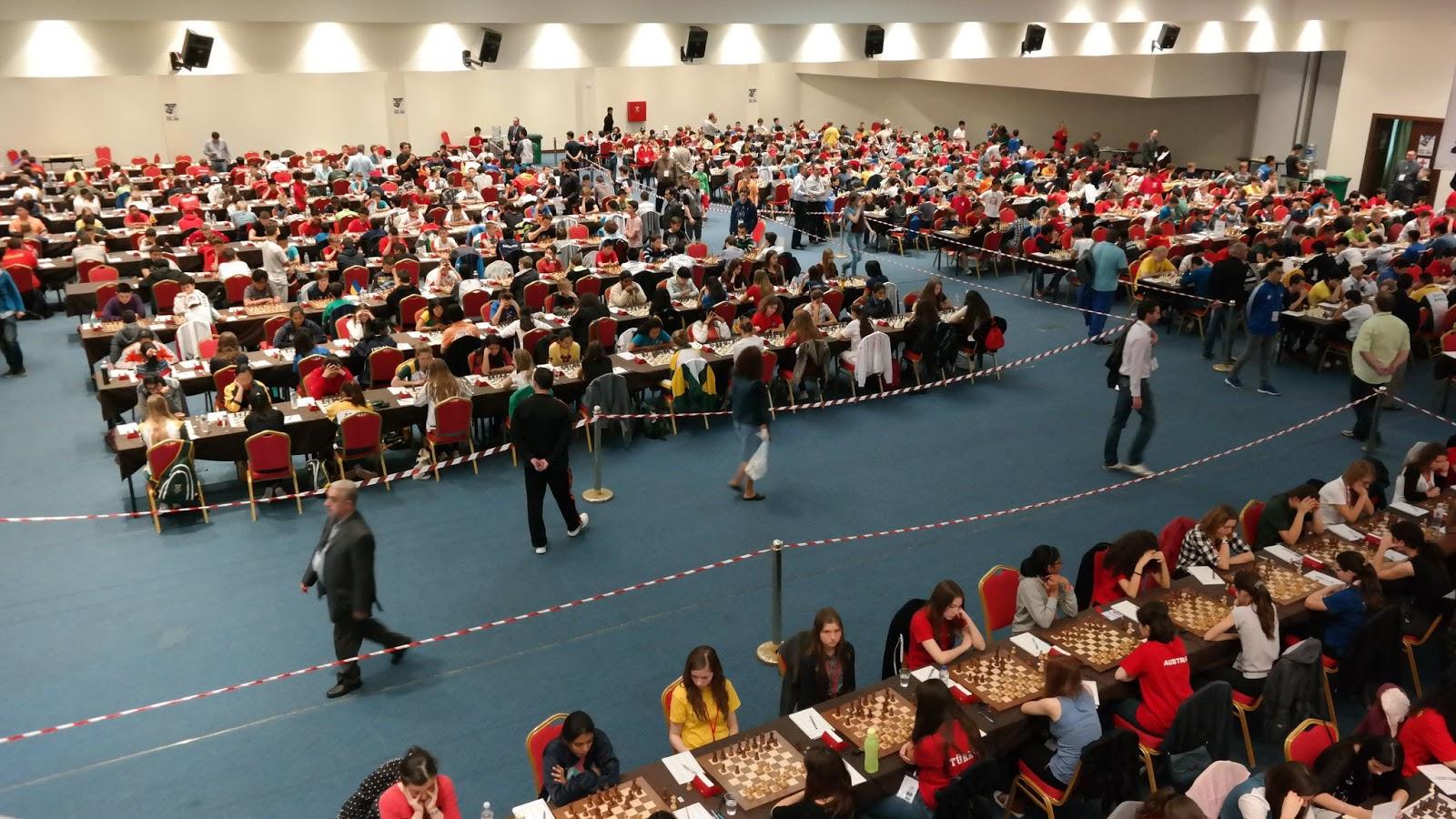 Το Παγκόσμιο Σκακιστικό Πρωτάθλημα Νέων 2018 στο Πόρτο Καρράς, 16 με 31 Οκτωβρίου!