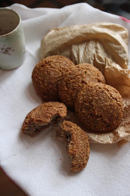 Petits pains à la noix de coco