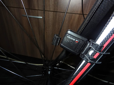 Sigma BC 16.12 STS speed transmitter