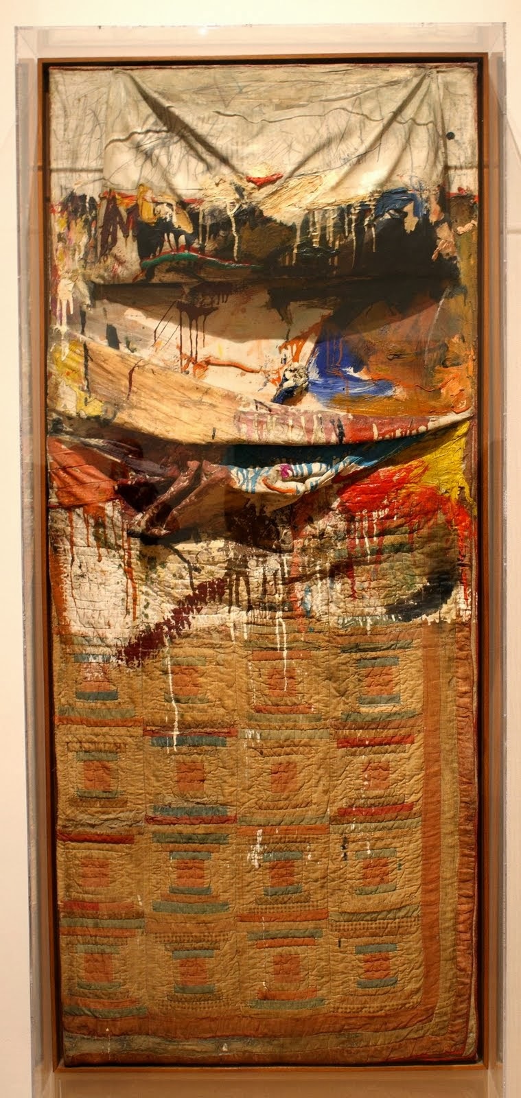 Muddy Colors: Artist of the Month: Rauschenberg