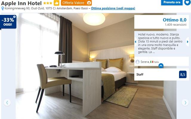 Volo Piu Hotel Amsterdam Expedia