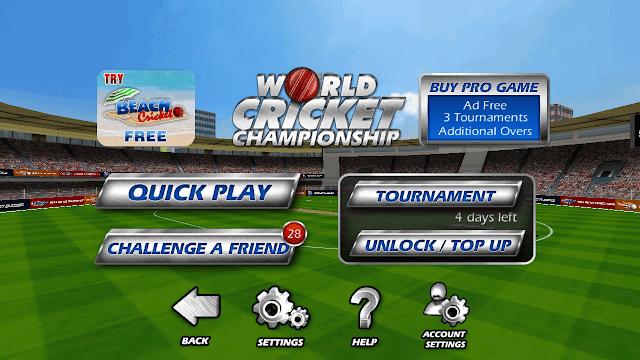 world cricket championship Lt apk download