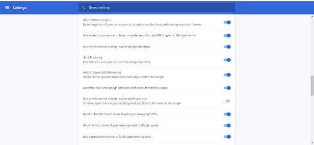 पता करे google chrome के   5 secret settings ke  बारे में  in Hindi