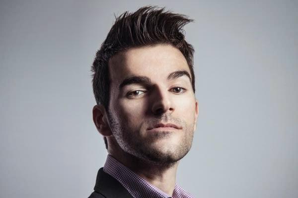 Men's Hairstyle Ideas: Spiky Hair 2013