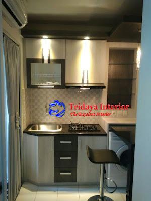 kitchenset-apartemen-kalibata-city