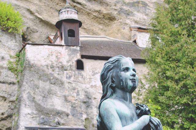 Petersfriedhof und Katakomben