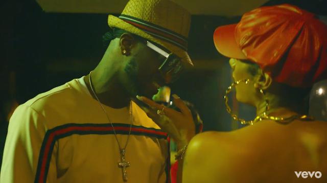 Mr  P ft  Nyanda - WOKIE WOKIE (Official Video)   DJ MWASA