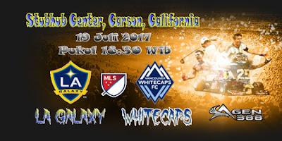 JUDI BOLA DAN CASINO ONLINE - PREDIKSI PERTANDINGAN MLS LA GALAXY VS WHITECAPS 20 JULI 2017