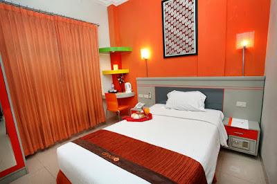 Kamar Hotel Aryuka Yogyakarta
