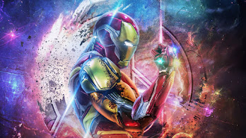 Iron Man, Infinity Stones, 4K, #4.2087