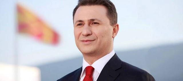 Mazedonien: Ex-Premier Gruevski verurteilt