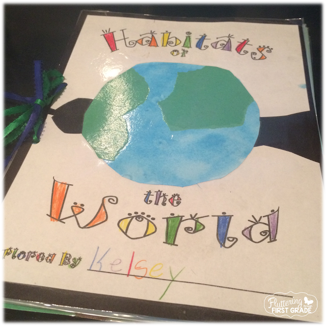 Habitats of the World lesson plans