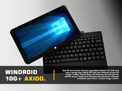 Windroid 10G+ Axioo